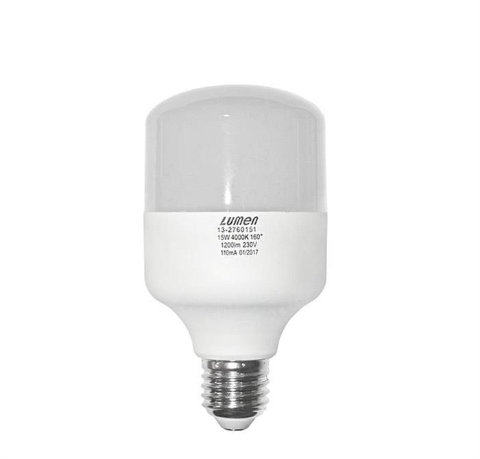 "Bec cu LED ""SL"" IP54 E27 15W (≈145w) lumina rece [0]"