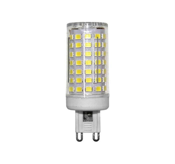 Bec cu LED SMD  G10 4W (≈40w) lumina rece [0]