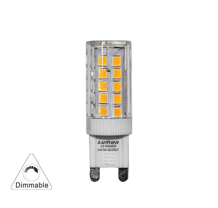 Bec cu LED SMD  G9 dimabil 4W (≈35w) lumina rece [2]