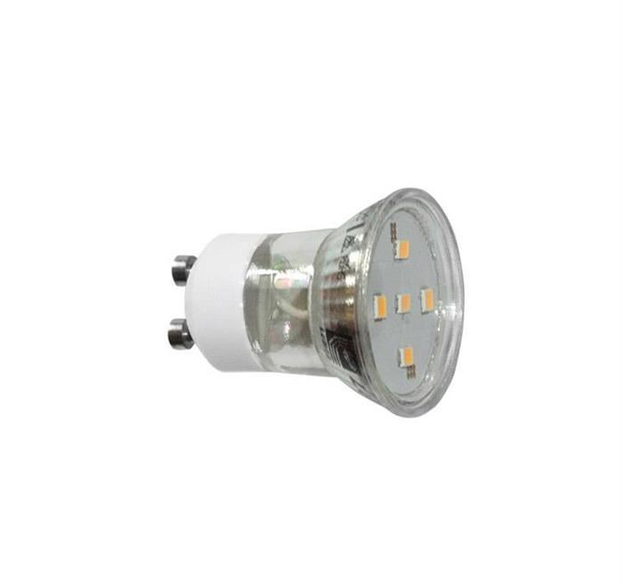 Bec cu LED SMD MR11 230V GU10 2W (≈22w) lumina calda [0]