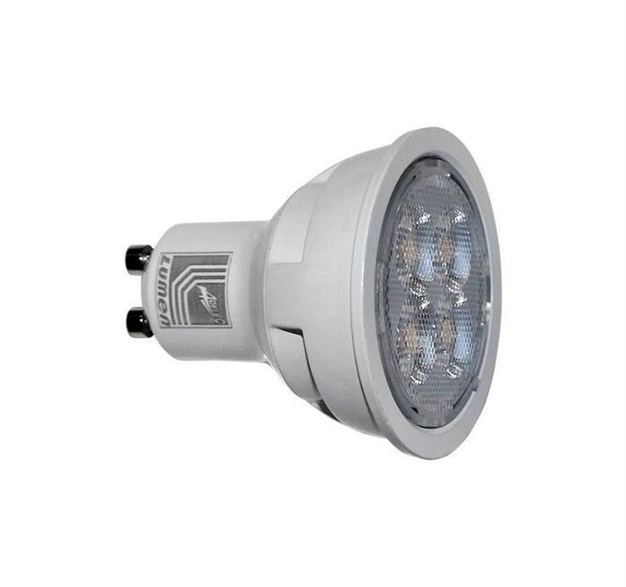 Bec cu power LED  GU10 230V 38° 10W (≈100w) lumina alba [0]