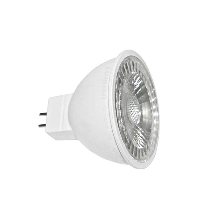 Bec cu power LED MR16 12V GU5.3 7W (≈50w) lumina calda [1]