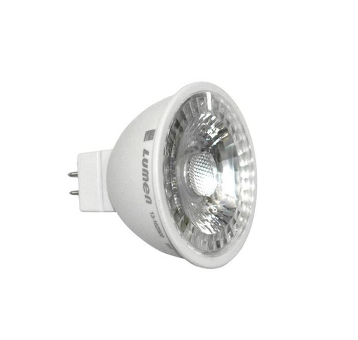 Bec cu power LED MR16 12V GU5.3 7W (≈50w) lumina calda [0]