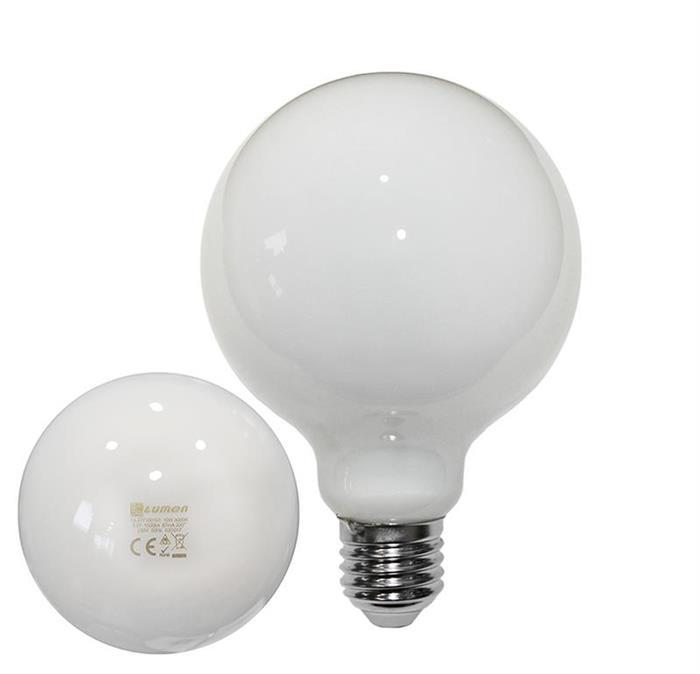 Bec glob alb laptos Ø 95 cu LED COG E27 10W (≈150w) lumina alba [1]