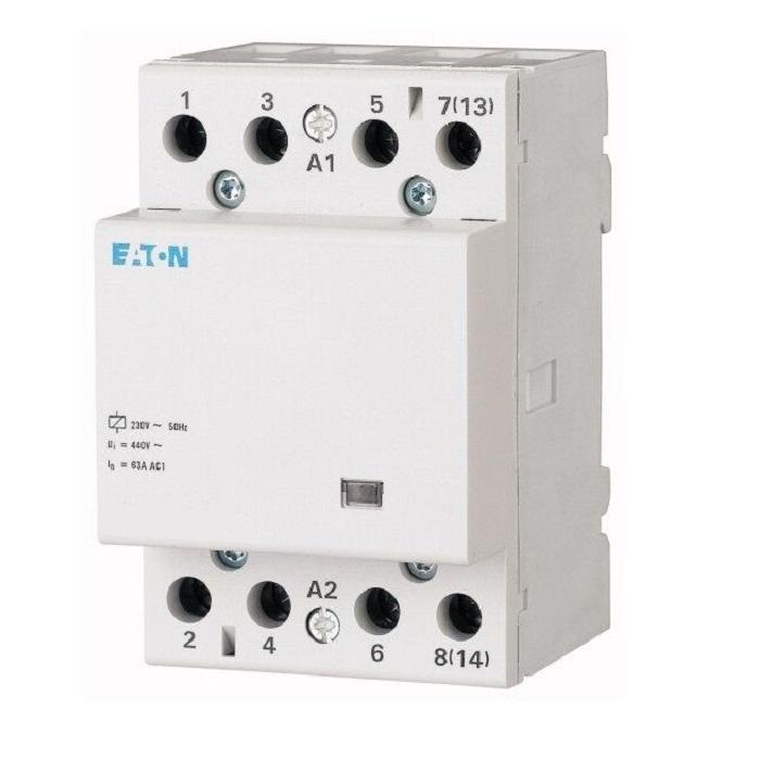 Contactor 40A 2ND+2NI modular cu comanda la 230V Eaton Z-SCH230/40-22 [0]