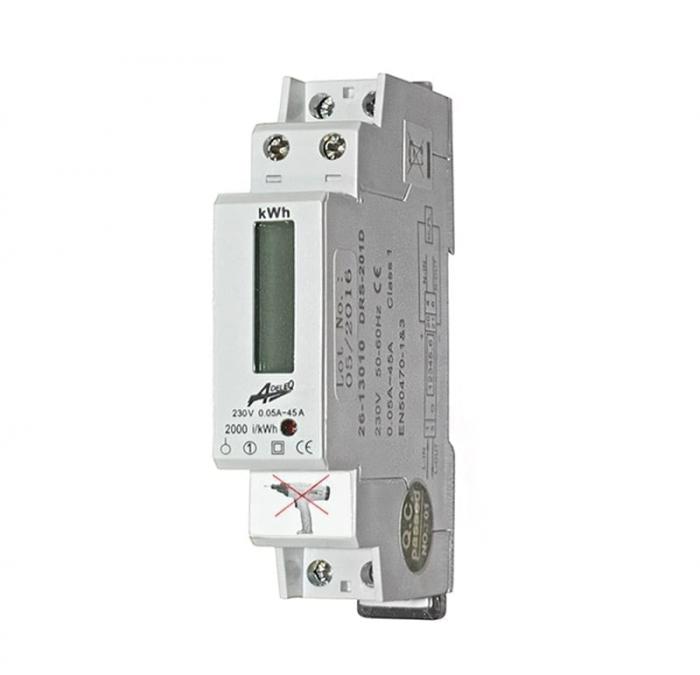 Contor monofazic digital 1M 45A 02-553/DIG  [0]