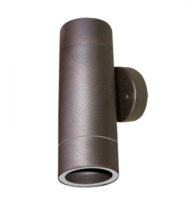 Corp de iluminat aparent din aluminiu GU10-IP54 [0]