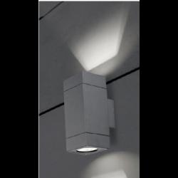 Corp de iluminat patrat aparent din aluminiu cu lumina in ambele sensuri GU10-IP54 [1]