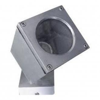 Corp de iluminat patrat aparent din aluminiu GU10-IP54 [0]
