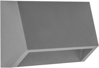 Corp PT dreptunghiular cu LED 2W IP 65 [0]