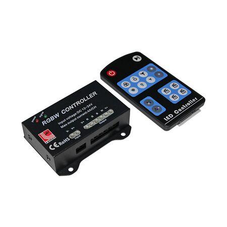 Dimmer controler pentru Led RGB+W cu telecom.12/24V 16A [0]