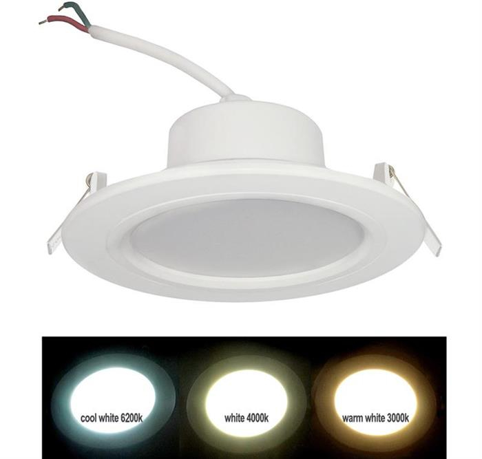 Downlight LED incastrat - IP54 [0]