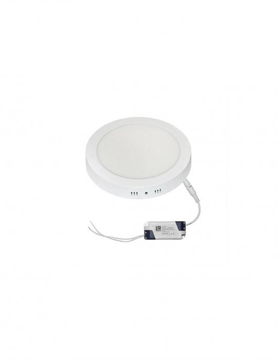 Downlight LED rotund aparent- Slim Line [0]