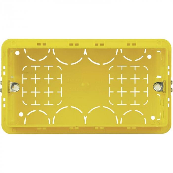 Doza 4 module Incastrata in tencuiala Bticino 504E [0]