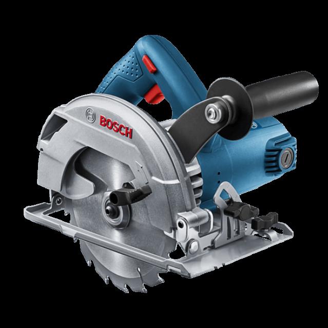 Fierastrau circular Bosch GKS 600, 1200W, 5200 rpm, 165mm [0]