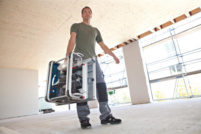 Fierastrau circular stationar Bosch GTS 10 J, 1800W, 3650 rpm, 254mm [3]