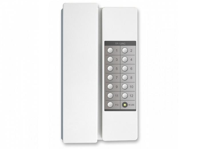 Interfon tip telefon, 12 posturi,comunicatie duplex, 4 fire,  12 V DC [0]