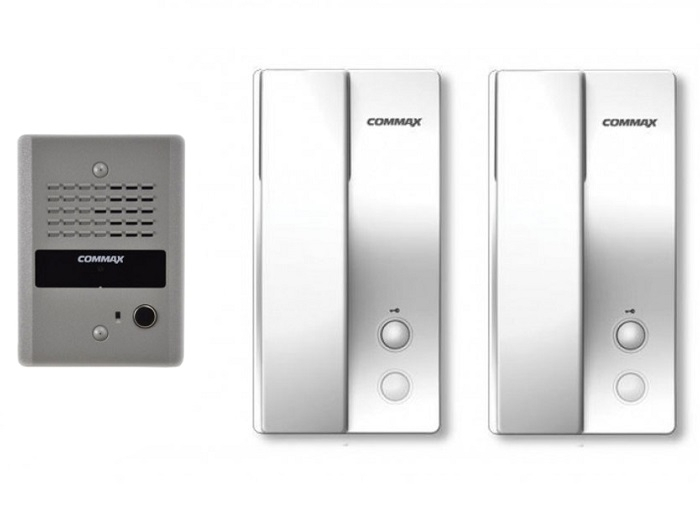 Kit interfon DP-LA01M/S , DR-2GN, 5+2 fire, intercomunicatie [0]
