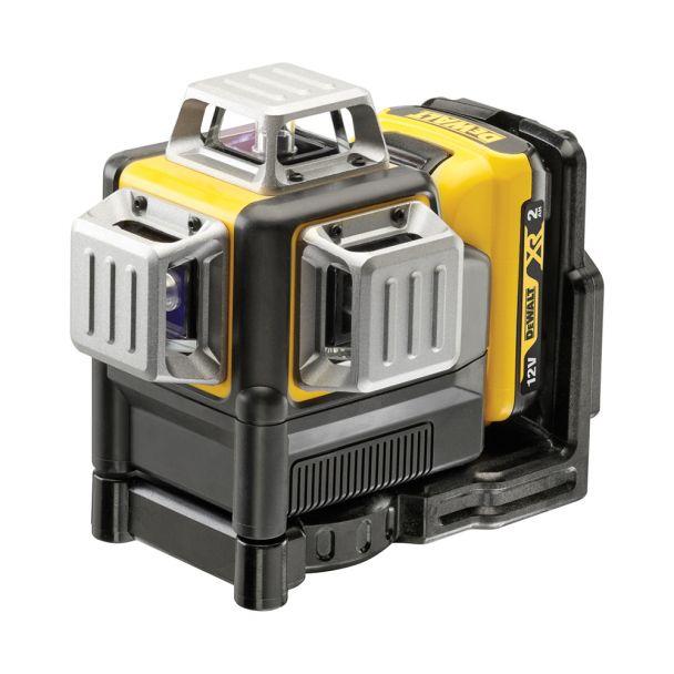 Nivela Laser Cruce Autoniv 1080 10,8V Rosu Dewalt [0]