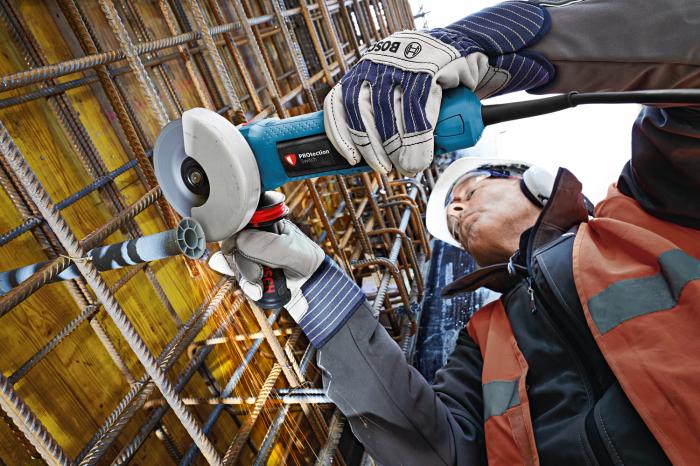 Polizor unghiular Bosch GWS 15-125 CIEPX, 1500W, turatie reglabila, 125mm [1]