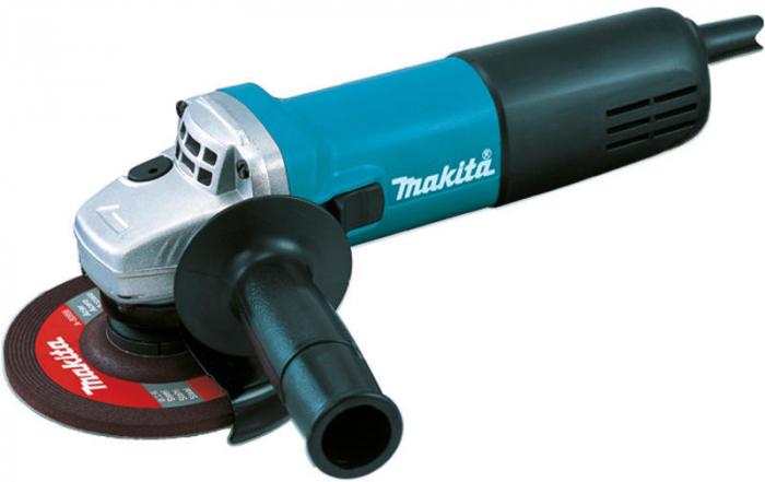 Polizor unghiular Makita, 840 W, 11000 RPM, 125 mm [0]