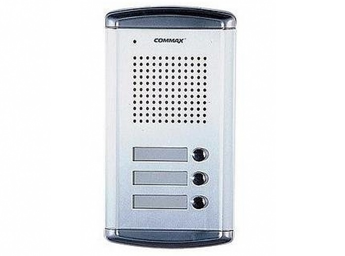 Post exterior interfonie cu 3 butoane, design special, compatibil cu DP-2S [0]