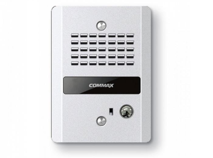 Post exterior interfonie cu un buton,carcasa metalica, montaj aplicat [0]