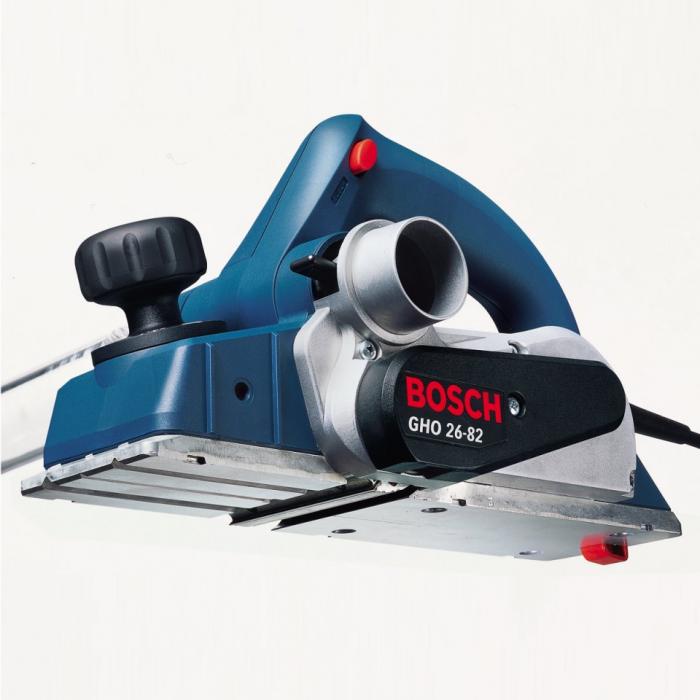 Rindea electrica Bosch GHO 26-82 D, 710 W, 2.6 mm [0]
