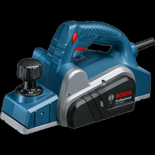 Rindea electrica BOSCH GHO 6500, 650W, 82mm, 16500rpm [0]