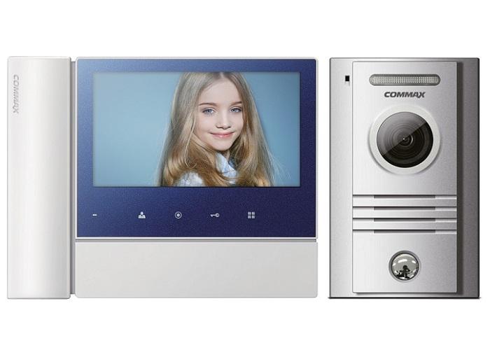 "Set videointerfon color 7"" TFT LCD, camera color DRC-40K [0]"