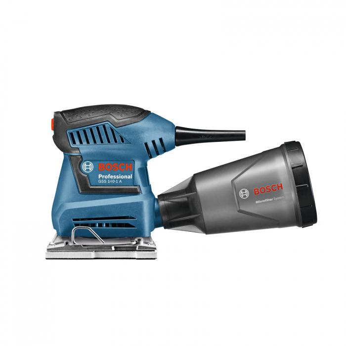 Slefuitor cu vibratii Bosch GSS 140-1 A, 180W, 113x101mm [0]