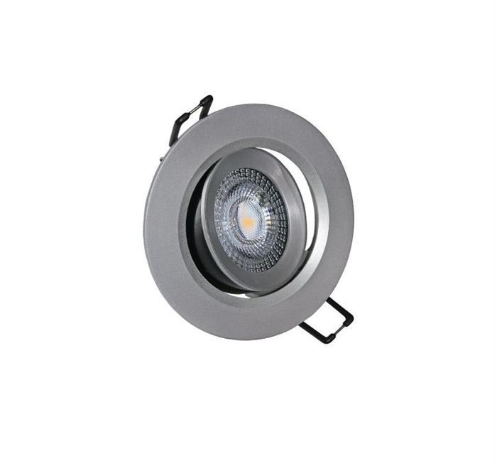Spot cu LED reglabil incastrat [0]
