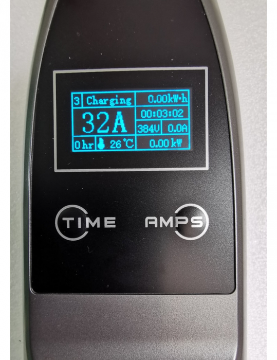 Statie de incarcare masini electrice portabila 22kW [2]