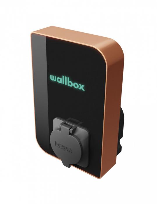 Statie incarcare Wallbox Copper 22kW, Type 2 [0]