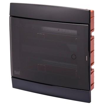 Tablou electric 24M de distributie ingropat Gewiss Culoare Ardezie GW40233VA [0]