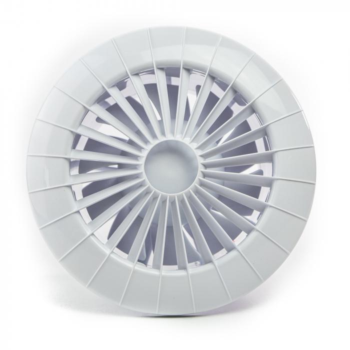 Ventilator axial gama Arid cu timer (2-23min.) - Ø150 [0]