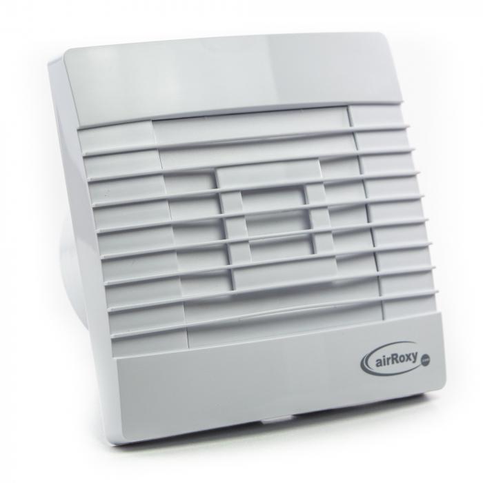 Ventilator axial gama Prestige cu timer si grila automata- Ø100 [1]