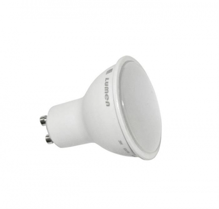 Bec cu LED SMD GU10 230V GU10 10W (≈100w) lumina alba [0]