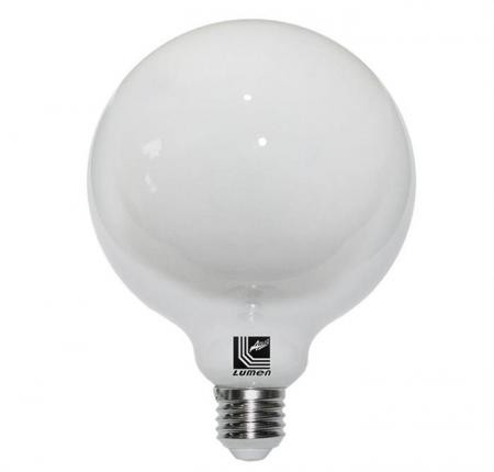 Bec glob alb laptos Ø 125 cu LED COG E27 10W (≈150w) lumina alba [1]