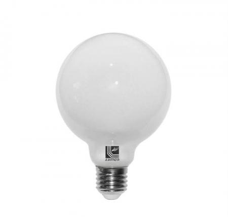 Bec glob alb laptos Ø 95 cu LED COG E27 10W (≈150w) lumina alba [0]