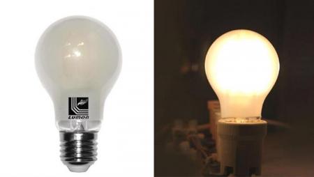 Bec para mat cu LED COG E27 6W (≈72w) lumina calda [2]