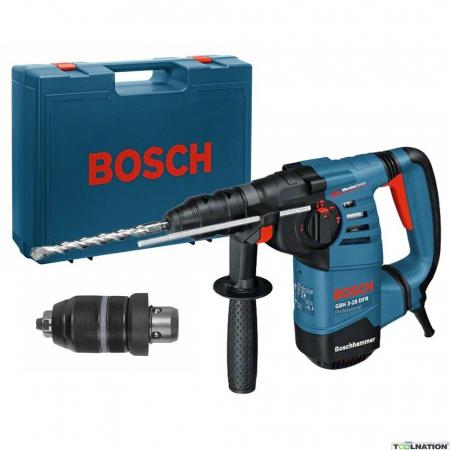 Ciocan rotopercutor Bosch GBH 3-28 DRE, 800W, 3.1J, 900rpm, SDS-Plus, 3 moduri [4]