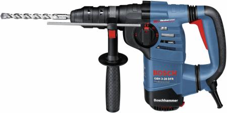 Ciocan rotopercutor Bosch GBH 3-28 DRE, 800W, 3.1J, 900rpm, SDS-Plus, 3 moduri [0]
