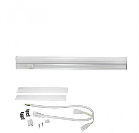 Corp argintiu interconectabil cu LED [1]