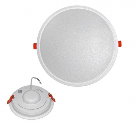 Downlight LED rotund incastrat [0]