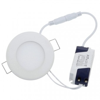 Downlight LED rotund incastrat- Slim Line [0]