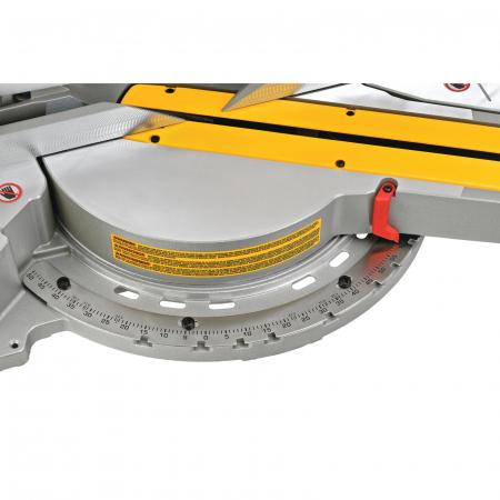 Fierastrau circular combinat de masa DeWALT DWS780, 1675W, 3800 rpm, 305mm [1]