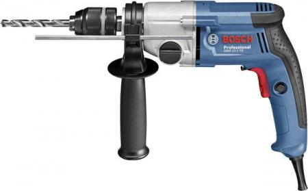 Masina de gaurit si insurubat Bosch GBM 13 RE, 750 W, 3000 RPM [0]