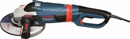 Polizor unghiular Bosch GWS 26-230 LVI, 2600 W, 6.500 rpm, 230 mm [0]