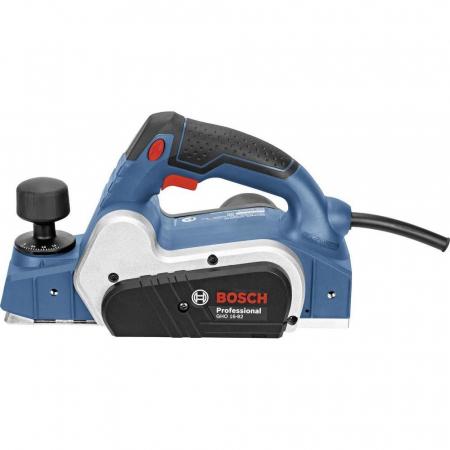 Rindea electrica Bosch GHO 16-82, 630 W, 1.6 mm [0]